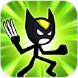 英雄战争:超级火柴人防御