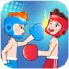 街头拳击:双人游戏
