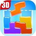 果冻方块3D