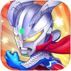 奥特曼超人大战小怪兽