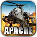 3D阿帕奇战斗机