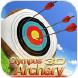 3D奥林匹克射箭