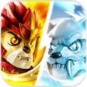 乐高神兽传奇系列:部落战士